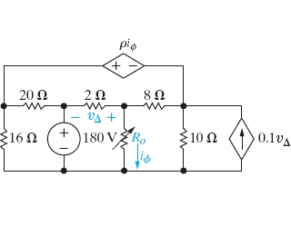 Solved: The Variable Resistor In The Circuit In (Figure 1 ...