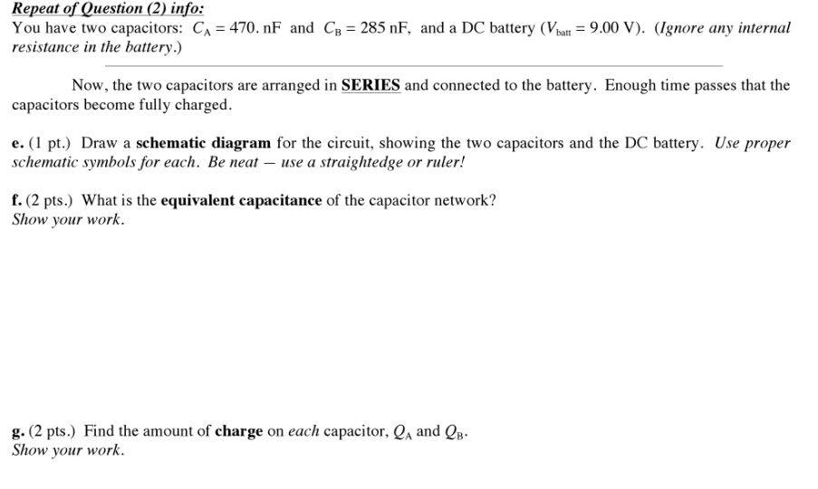 Capacitor Circuit Symbol. Affordable Diagrams Broncocom Technical ...