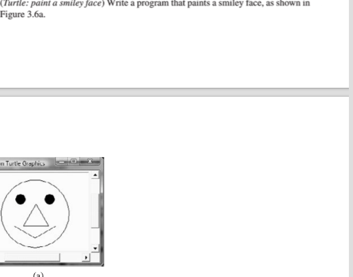 How to write a smiley