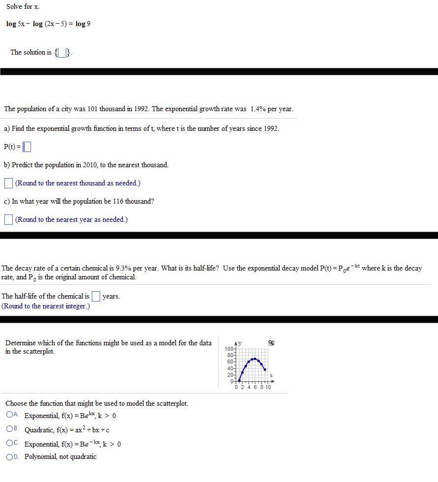 Someone do my algebra homework