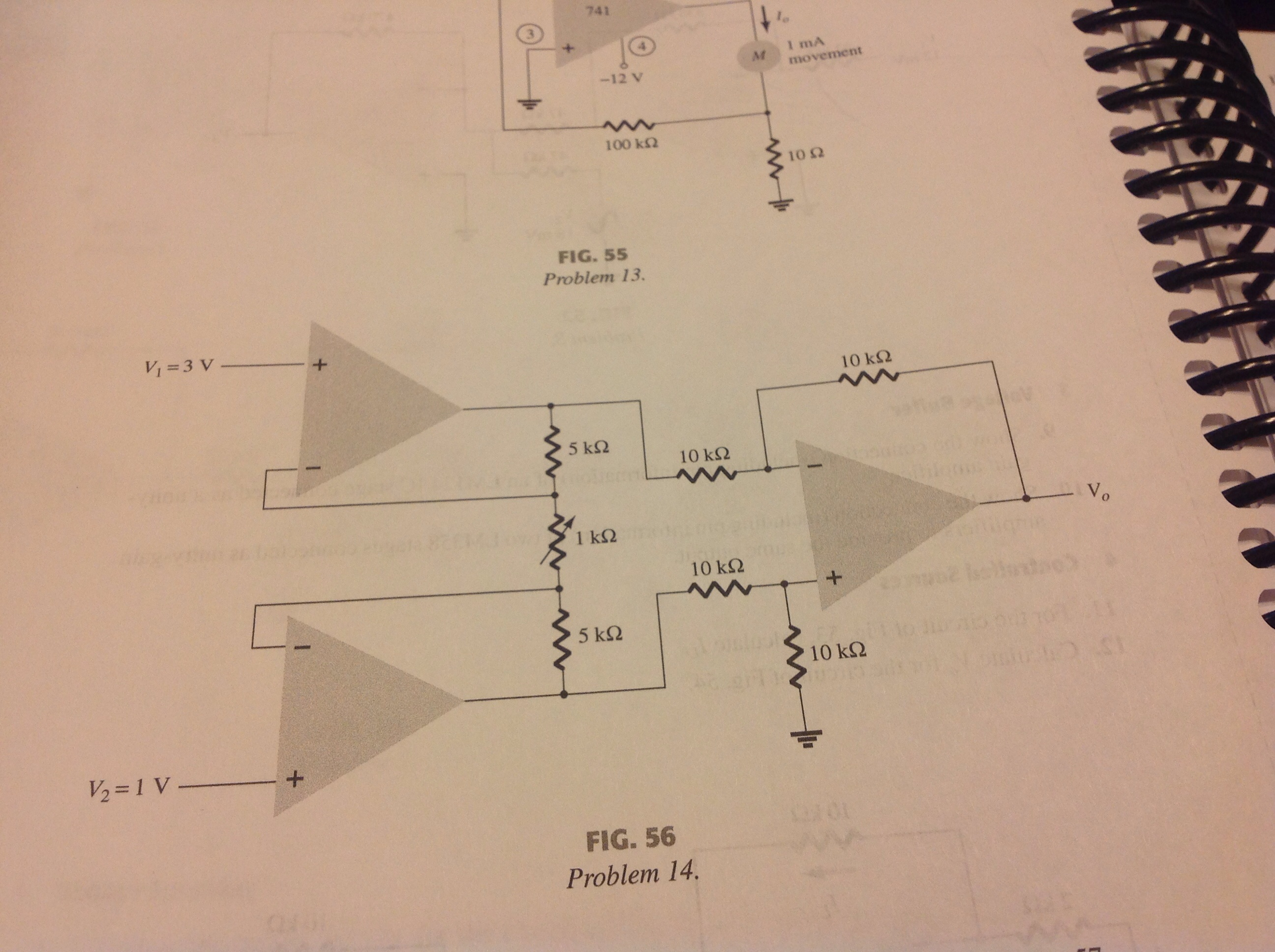 Calculate V0 for the circuit&n