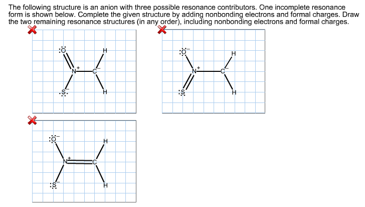 how to draw resonance structures for rings