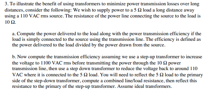 To illustrate the benefit of using transformers to