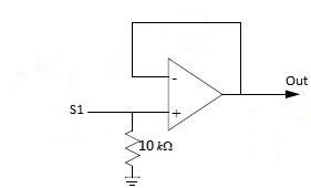 For this Op Amp circuit Calculate the maximum cu