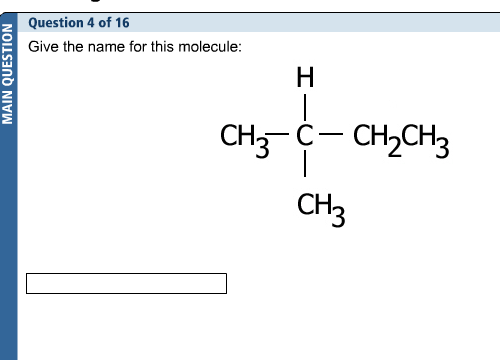 Give the name for this molecule: