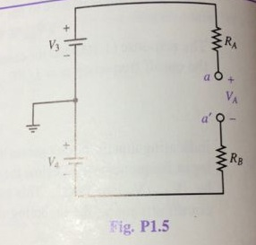 Here is the equivalent circuit. Can anyone help m