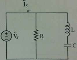 Calculate the apparent, real and reactive power fo