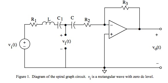 Transform the circuit of Fig. 1 to the s domain an