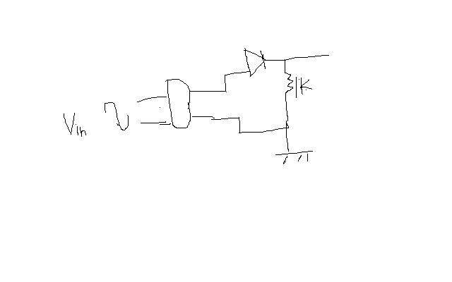 Image for The rectifier circuit shown above has input sine wave has 120V-rms value. Assume the diode to be ideal. Select