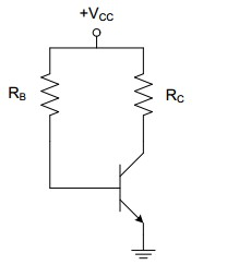 VCC= 24 V, RC= 10 k?, and ?dc= 200 for the circuit