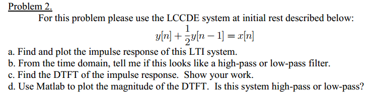 For this problem please use the LCCDE system at in