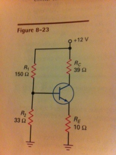 The power supply of fig. 8-23 has a tolerance of +