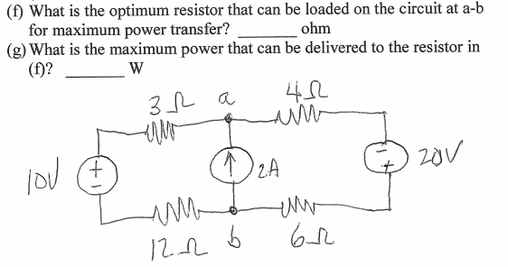What is the optimum resistor that can be loaded on