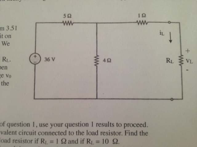 a) Draw the circuit and find the current flowing t