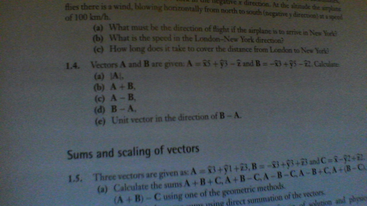 Can someone help me solve problem 1.4 in the pic