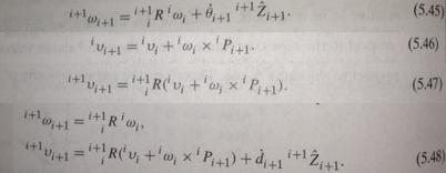 With regard to equations (5.45) through (5.48), ca