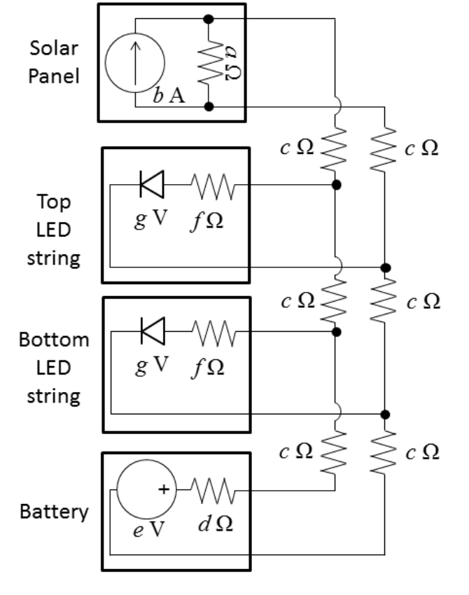solar panel wiring series parallel  diagrams  auto fuse