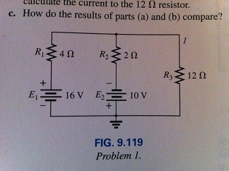 Convert both voltage sources to current sources, a
