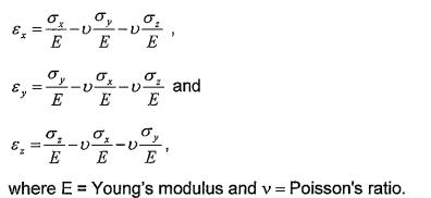 derive relationship between bulk modulus and youngs aluminum