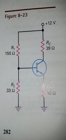 Question 8-6 The power supply of Fig. 8-23 has a t