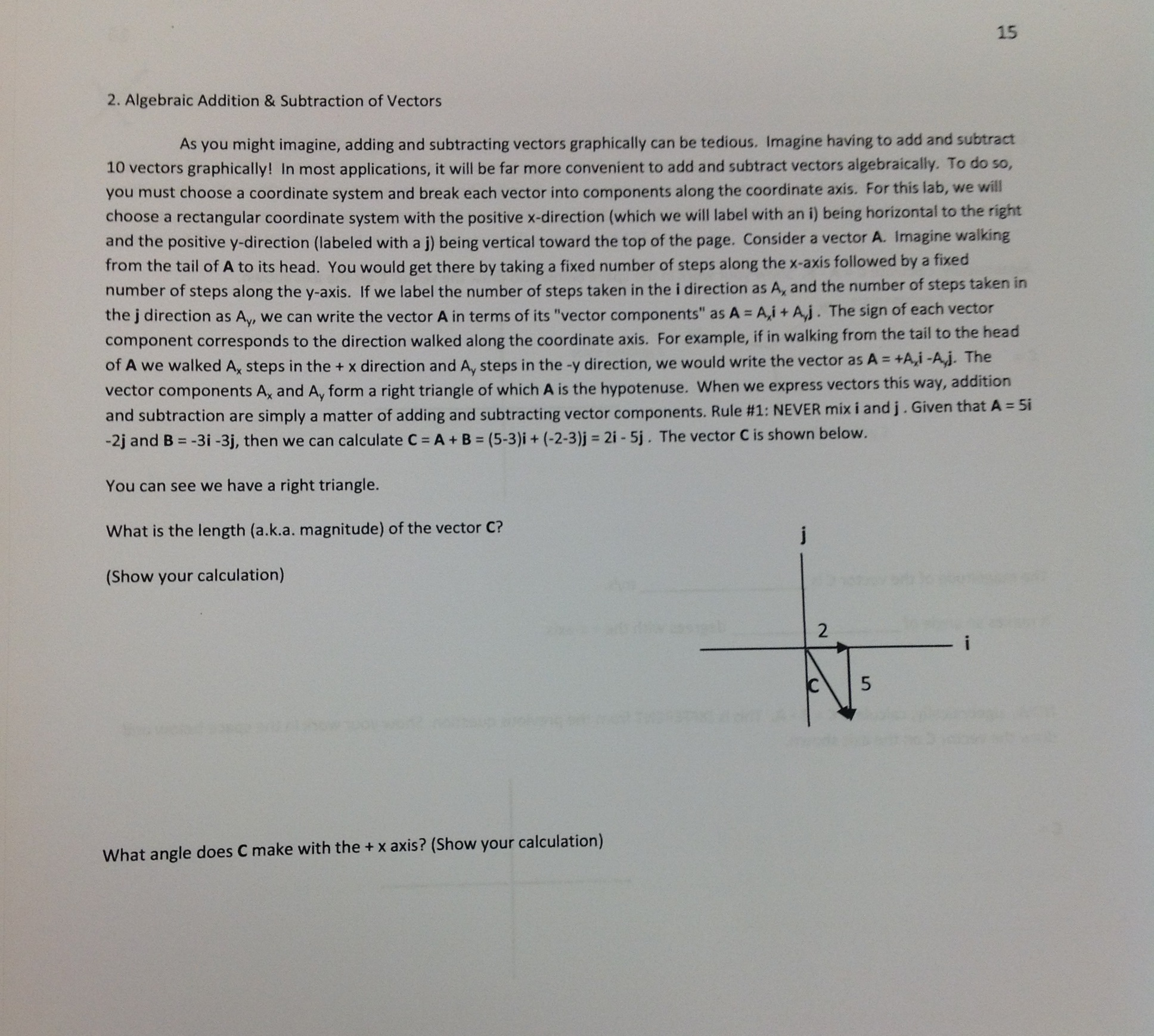 Mathematics and Computer Science  Math SLOs
