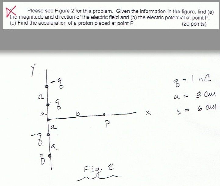 Please see Figure 2 for this problem. Given the in
