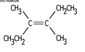 What is the name of this alkene