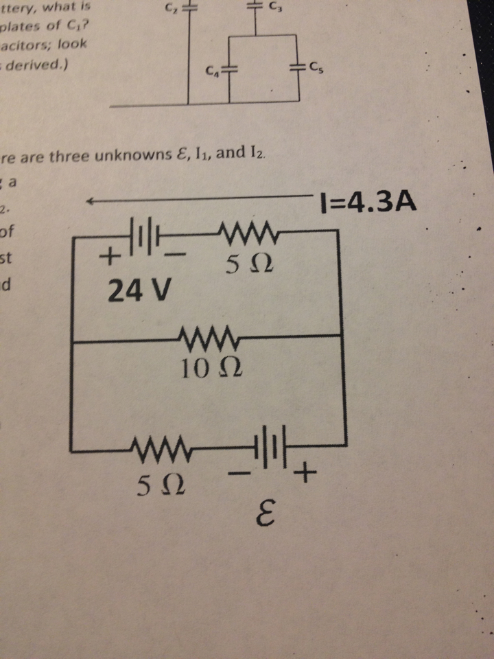 Redraw the circuit below on your own paper. There
