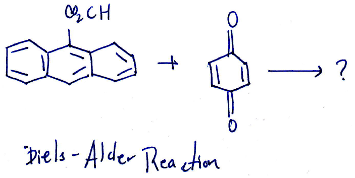 Hi, I was wondering on how to do this reaction. I