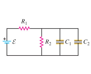 Consider the circuit shown in the following figure