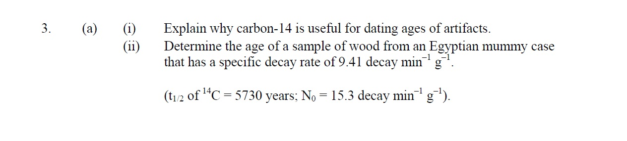 why is carbon dating useful