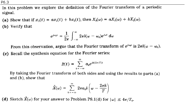 In this problem we explore the definition of the F