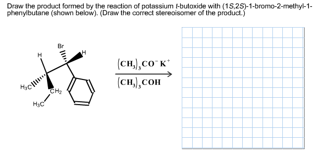 Draw The Uncharged Product Of The Following Reaction