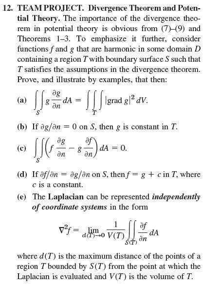 solved  advanced engineering mathematics  edit cheggcom