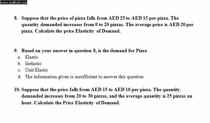 What is Economics? (a multiple choice question)?