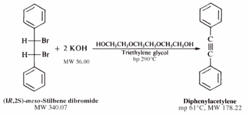 For the following reaction, show the mechanism wit