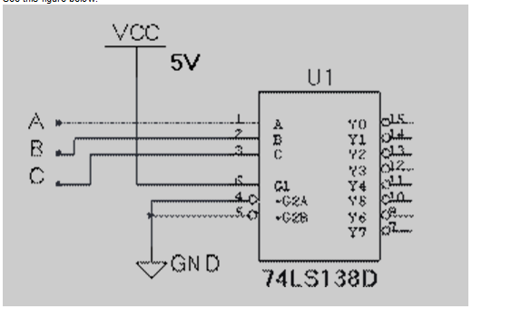 write VHDL code to describe the figure below? (Use