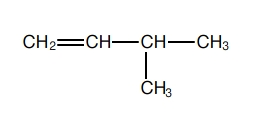 A) What is the name of the compound shown here? B)