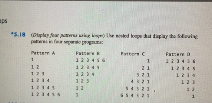 java how to make a loop