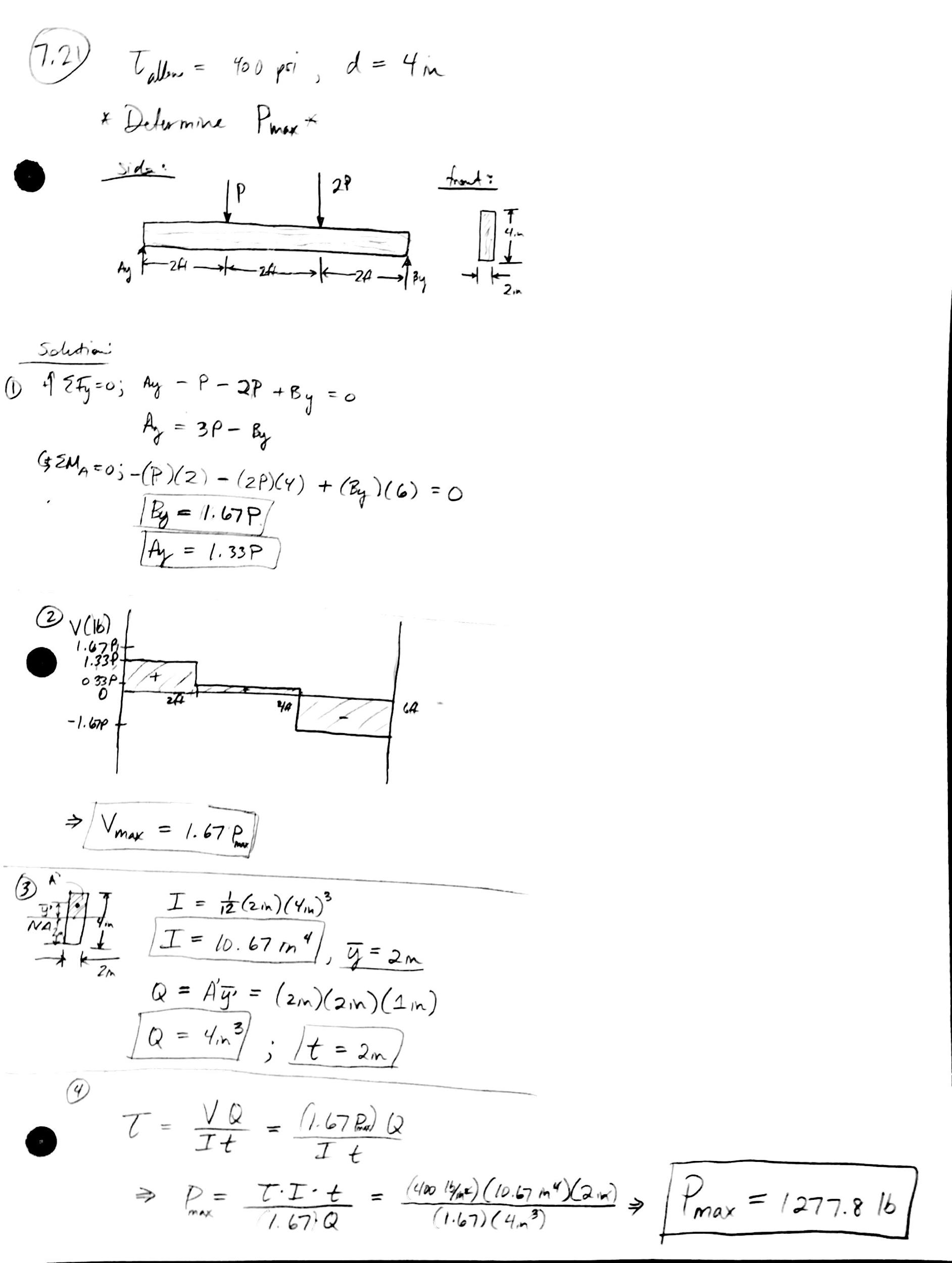 Mechanics of Materials SI 9th Edition Hibbeler Solutions Manual