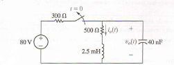 I need the process and the equations for voltage o
