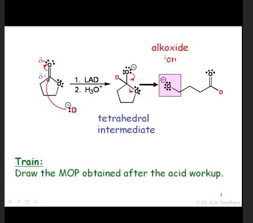 Organic chemistry an intermediate text