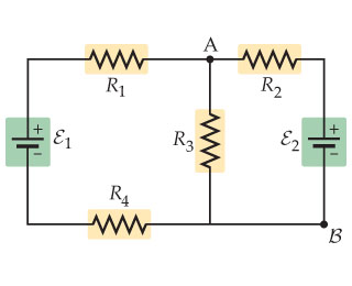 Find the current in each in each resistor in the f