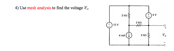 Use node analysis to find the voltage Va.