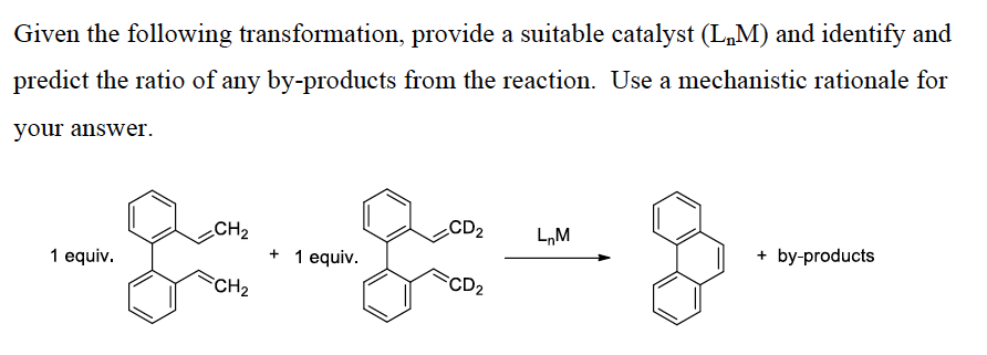 Predicting Products & Reaction Types Lab Report