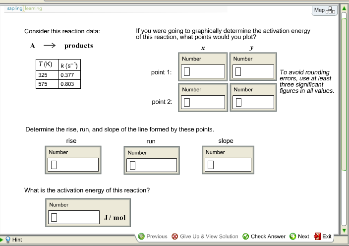 WHAT IS ACTIVATION ENERGY?