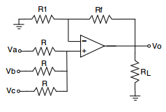 What does this circuit do? Op amp
