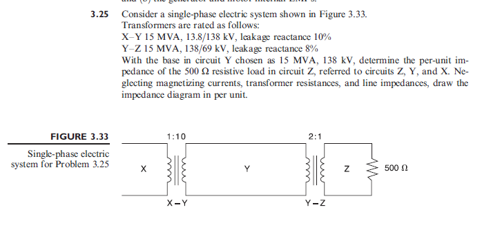Single Phase Electric System Please be very detai