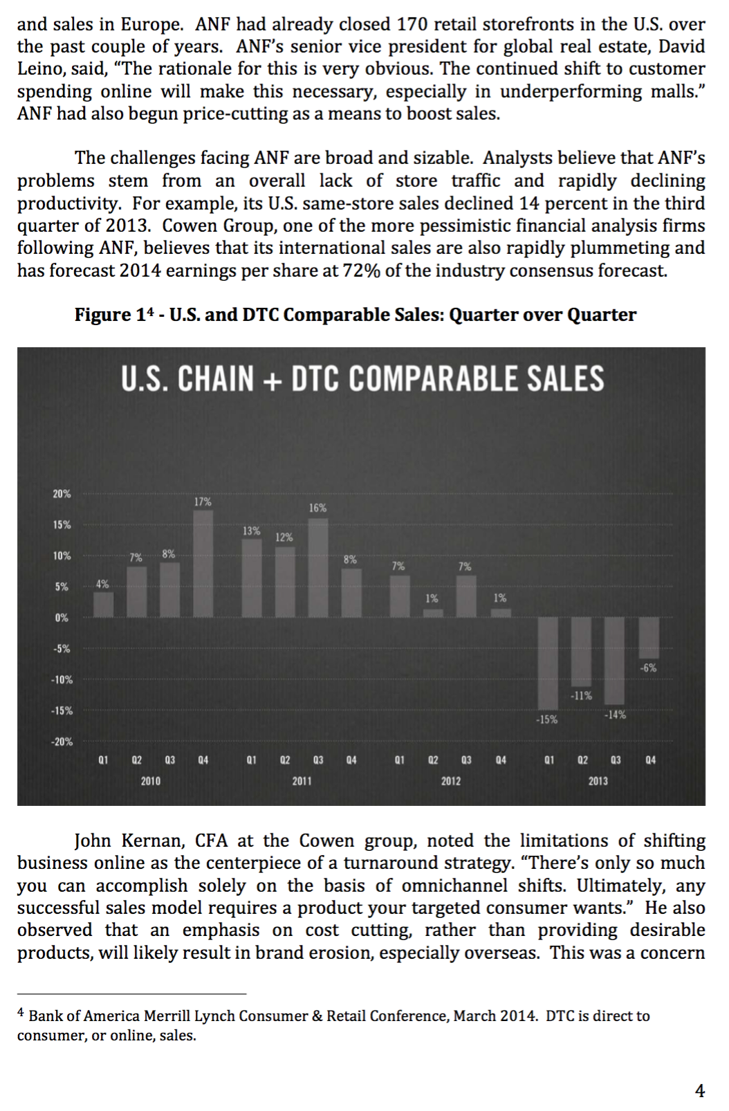ABERCROMBIE AND FITCH Harvard Case Solution & Analysis