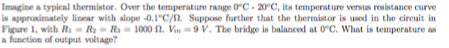 How does the output voltage change if Vin = 100 V?